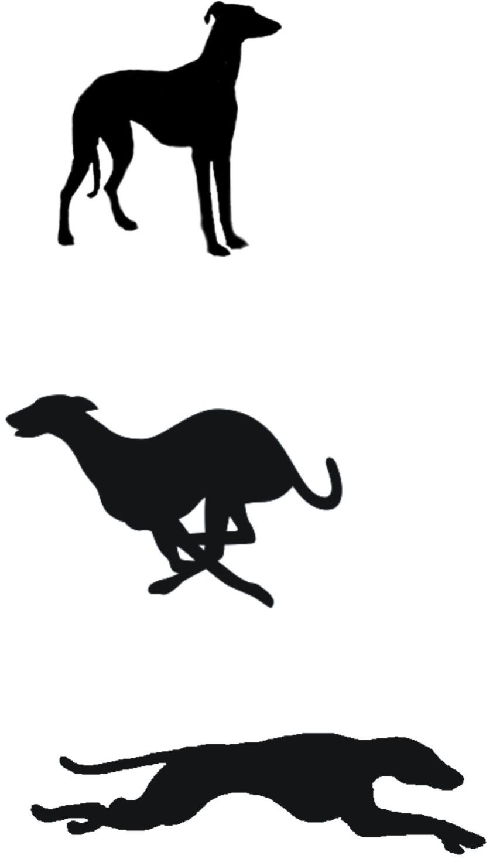 free clipart dog running - photo #50